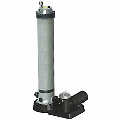 Pool Filter, Cartridge, 49 1/2 Hi