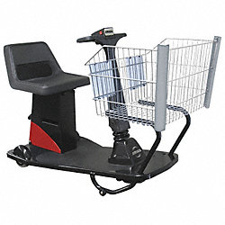 Value Shopper, Handicap Cart, Red