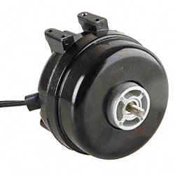 Unit Bearing Motor, 1/370HP, 1550 rpm, 115V
