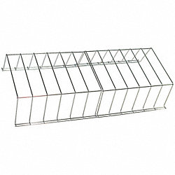Wire Guard, 13-1/2 x 30 x 6 In.