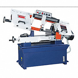 Horizontal Band Saw, Wet, 115V, 1-1/2 HP