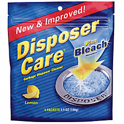 Garbage Disposer Cleaner, 1.23 oz.