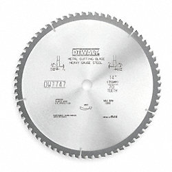 Circular Saw Bld, Crbde, 14 In, 70 Teeth