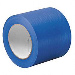 Painters Masking Tape, Blue, 4 In x 60 Yd
