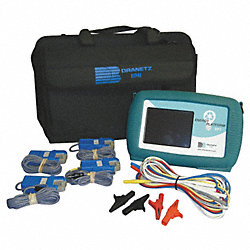 Power Analyzer/Datalogger, 1 to 100A
