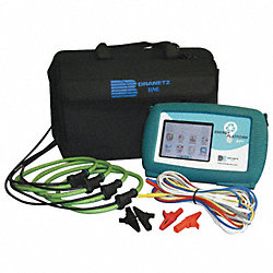 Power Analyzer/Datalogger, 1 to 6000A