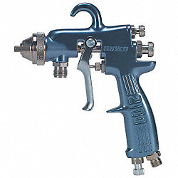 Suction/Pressure Spray Gun, 0.070In/1.8mm