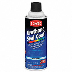 Urethane Seal Coat Coating, Red, 16 oz.