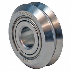 High Temp Guide Wheel, Size 1