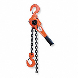 Chain Hoist/Puller, Cap 3T, Chain 5Ft