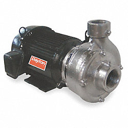 Centrifugal Pump, 15 HP, Max. Temp 200F