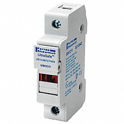 Fuse Holder, USCC, 1 Pole, 30A, Indicating