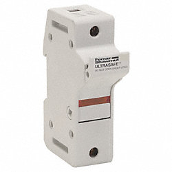 Fuse Holder, US3J, 1 Pole, 30A, Indicating
