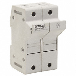Fuse Holder, US3J, 2 Pole, 30A