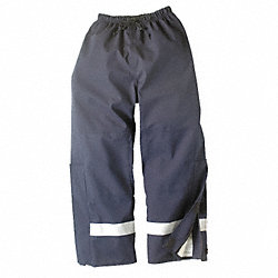 Pants, Blue, Nomex(TM), 3XL, 9.0 cal/cm2