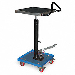 Hydraulic Lift Table, 16x16x49 In.