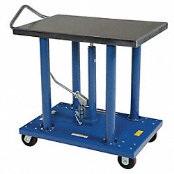 Hydraulic Lift Table, 30, 36x54 In.