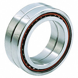 Angular Contact Duplex Bearing, 100mm