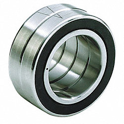 Angular Sealed Duplex Bearing, 25mm
