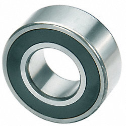 Angular Bearing, DBL Row, 12mm Bore