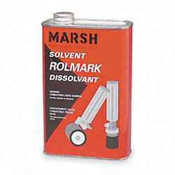 Rolmark Solvent Cleaner, 32 oz.