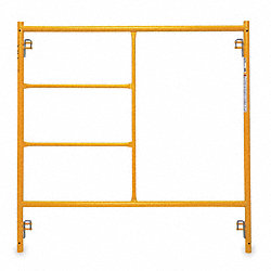 Scaffold Frame, 5 ft. L, 60 In. H