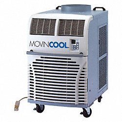 Port. Air Conditioner, 36000Btuh, 208/230V