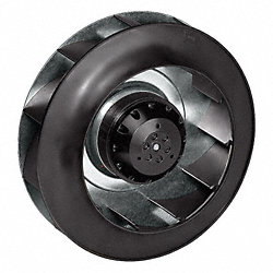 Motorized Impeller, 9-7/8 in., 115VAC