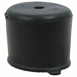 Capacitor Rubber Boot, 1 3/4 In Diameter
