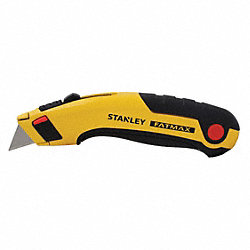 Utility Knife, Retractable, 5 Blades