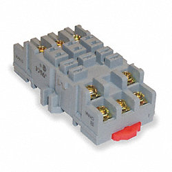 Socket, Relay, 11 Pins