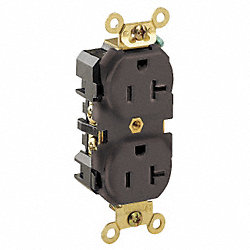 Receptacle, Wall, 20 Amp