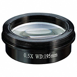 Reducing Lens, 23mm, Magnification 0.5X