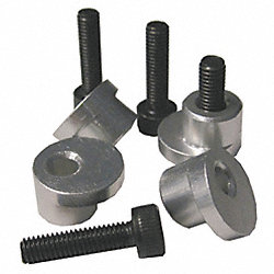 Toe Clamps And Bolts To Mount LP28, Pk4