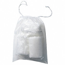 Double Drawstring Bag, 12x8in, PK1000