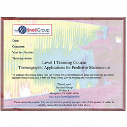 Level I Thermography Training, Predictive