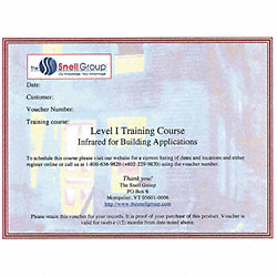 Level I Thermography Training, Building