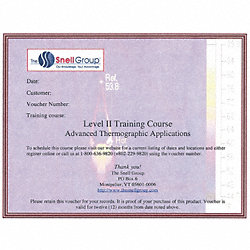 Level II Thermography Training