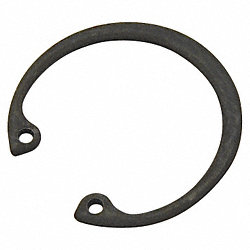 Retaining Ring, Int, 5/8 In, Pk15, 000