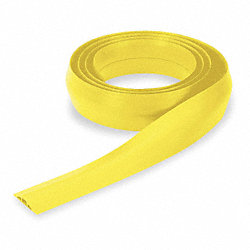 Floor Cable Cover, Yellow, 10Ft