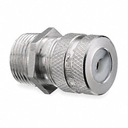 Cord Connector, .25-.375 In, 1/2In Conduit
