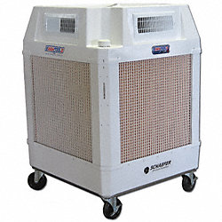 Portable Evaporative Cooler, 2460/1660cfm