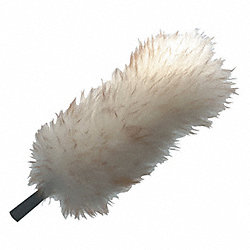 Bendable Head Duster, 15 In, Lambswool