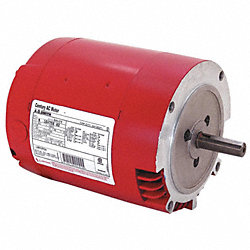 Water Circulator Motor, NEMA/IEC, Face