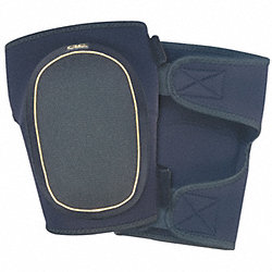 Knee Pads, Flat, Foam, 1 Sz Fits All, 1PR