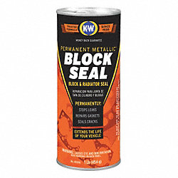 Head Gasket Repair, 16 Oz, Reddish Brown