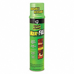 Polyurethane Insulating Foam, 24.0 Oz