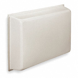 Universal Air Conditioner Cover, 21 In. H