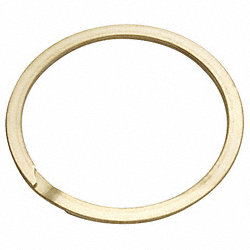 Spiral Retain Ring, Ext, 3/4 In, PK 5