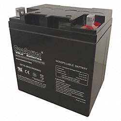 Battery, Sealed Lead Acid, 12V, 28Ah, Bolt